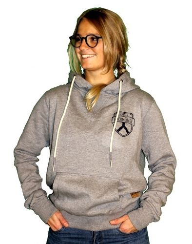 Alszusce Hoody, women, grey
