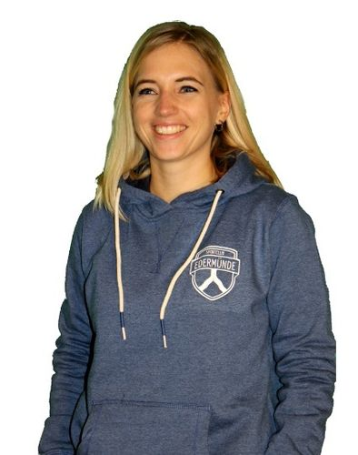 Alszusce Hoody, women, denim