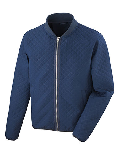 Unique Softshellbomber, navy