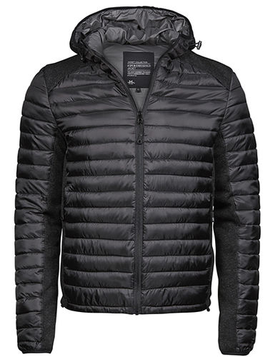 Unique Outdoor-Jacke, black