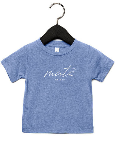 "Shirt ""Name"", blue"